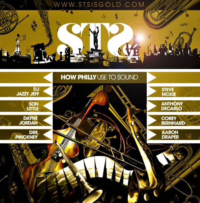 STS how philly used to sound jazzy jeff