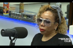 "The Breakfast Club Sits Down With Tameka ""Tiny"" Harris (Video)"