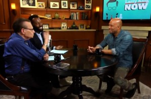 Watch Common Talk 'Nobody's Smiling' & More w/ Larry King Live!