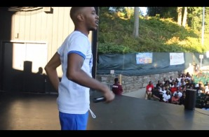 """Ran Shaw Performs At Philly's """"Peace On The Streets"""" Concert (Video)"""