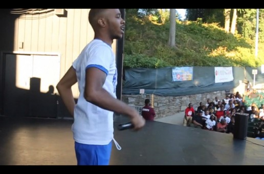"Ran Shaw Performs At Philly's ""Peace On The Streets"" Concert (Video)"