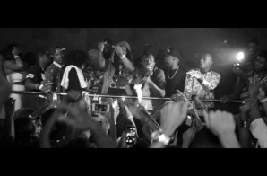 Bobby Shmurda Does The Shmoney Dance In Atlanta With Rich The Kid & Waka Flocka (Video)