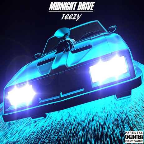 Teezy - Midnight Drive [Cover Art]