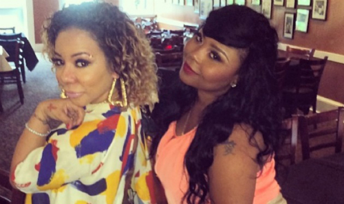Tiny_Shekinah_Starring_In_VH1_Spinoff T.I. & Tiny: The Family Hustle Spinoff To Star Tiny & Shekinah