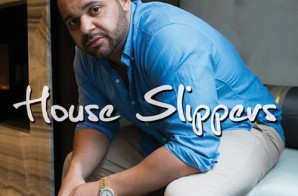 Joell Ortiz – House Slippers (Album Cover & Tracklist)