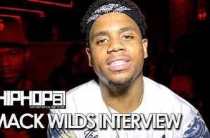 Mack Wilds Talks Touring, Musical Success, Sevyn Streeter Lap Dance & More With HHS1987 (Video)