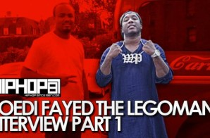 Doedi Fayed The Legoman Talks 'The Lego Man' Mixtape, Top Shottas Ent., Philly Support Philly & More (Video)