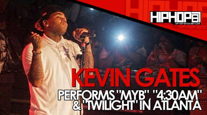 YoutubeTHUMBS JULY 156 Kevin Gates Performs MYB, 4:30am & Twilight At Masquerade In Atlanta (Video)