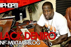 Black Deniro Previews 'RNF' Mixtape (Vlog)