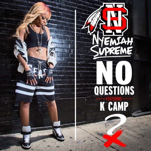 artworks 000087076208 3wentf t500x500 Nyemiah Supreme x K Camp   No Question