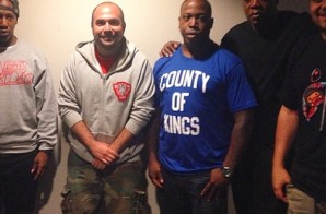 Keith Murray & M.O.P Stop By Juan Epstein