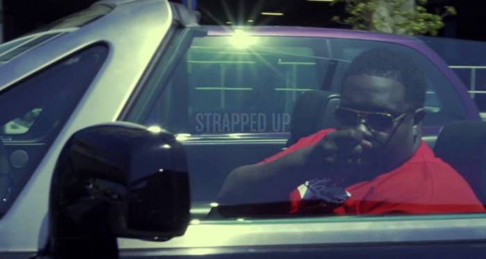 bigg-homie-strapped-up-official-video-HHS1987-2014 Bigg Homie - Strapped Up Ft. Shorty T & Big Freez (Official Video)