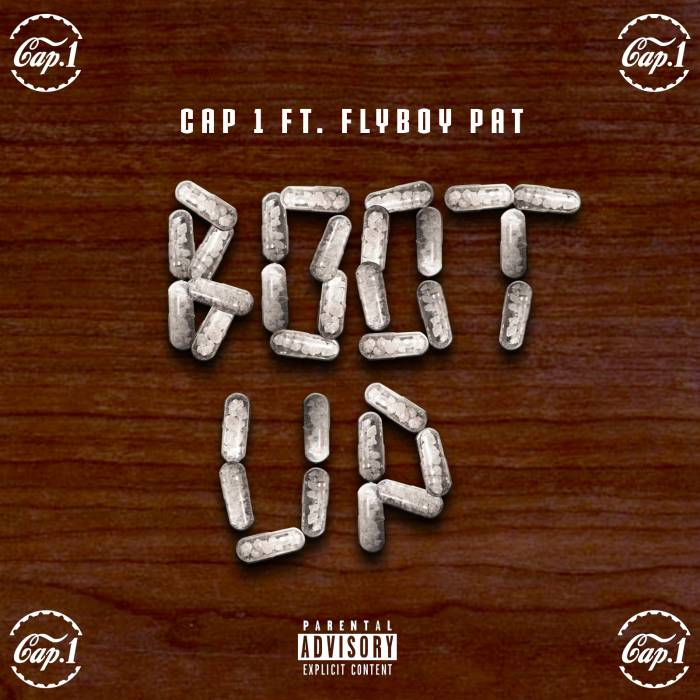 boot-up Cap 1 x Flyboy Pat - Boot Up