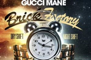 Gucci Mane – Brick Factory 2 (Artwork)