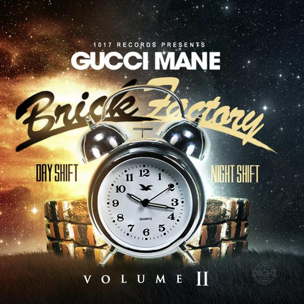 brick factory 2 Gucci Mane   Brick Factory 2 (Artwork)