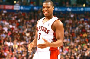 Toronto Raptors Guard Kyle Lowry Signs With Adidas