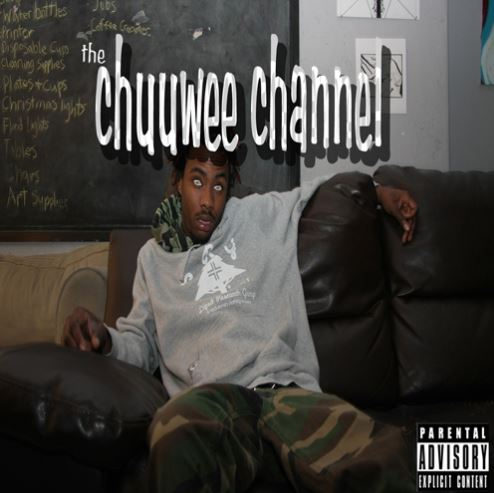 ccfront Chuuwee - The Chuuwee Channel (EP)