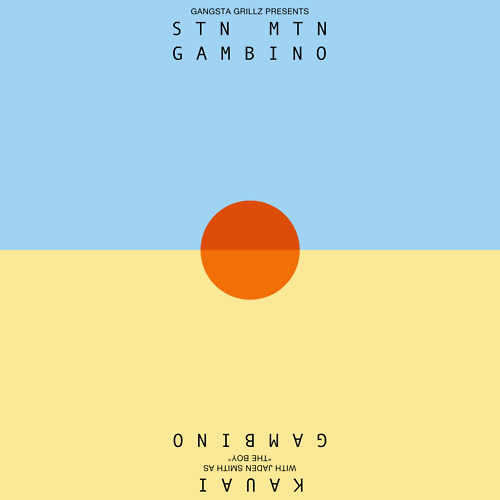 "childish-gambino-stn-mtn Childish Gambino Announces ""STN MTN / KAUAI"" Hosted By DJ Drama"
