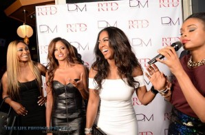 "Demetria Mckinney Celebrates Her ""100"" Video Release Party In Atlanta (Photos)"
