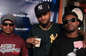 Dave East – Sway In The Morning Freestyle (Video)