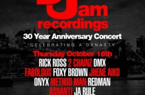 Def Jam's 30th Anniversary Concert To Be Held At Barclays Center In NYC!