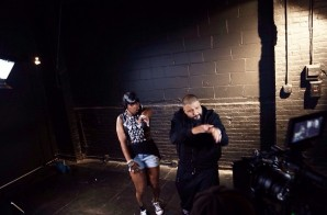 dj-khaled-remy-ma-4-298x196 DJ Khaled - They Don't Love You No More (Remix) Ft. Remy Ma & French Montana (Behind The Scenes) (Photos)
