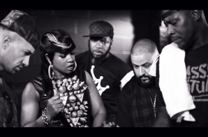 dj-khaled-remy-ma-6-298x196 DJ Khaled - They Don't Love You No More (Remix) Ft. Remy Ma & French Montana (Behind The Scenes) (Photos)