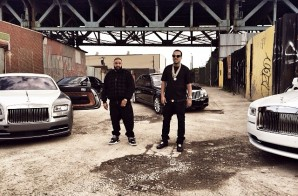 dj-khaled-remy-ma-9-298x196 DJ Khaled - They Don't Love You No More (Remix) Ft. Remy Ma & French Montana (Behind The Scenes) (Photos)