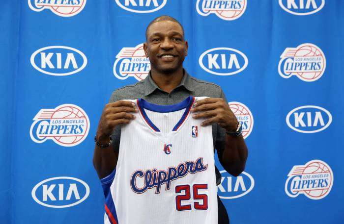 doc Doc Rivers Signs A Five Year Extension With The Los Angeles Clippers