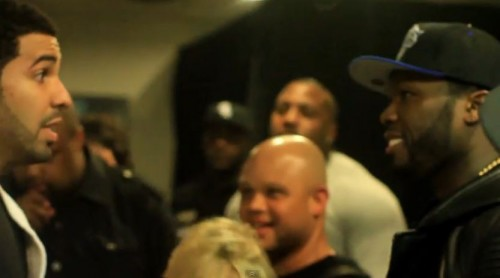 drake 50 500x278 G Unit At OVO Fest 2014 (Video)