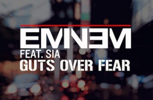 Eminem – Guts Over Fear Ft Sia