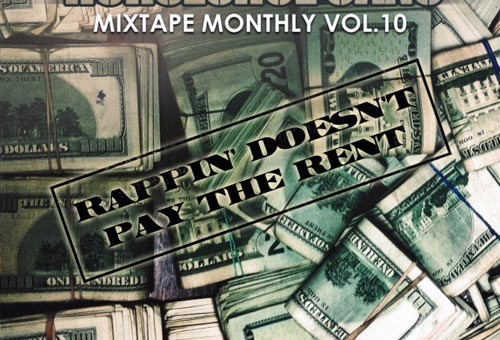 Horseshoe Gang – Rappin' Doesn't Pay The Rent (Mixtape)