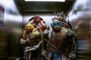HipHop Mutant Ninja Turtles: Watch The Turtles Kick A Few Bars Before They Battle Shredder (Video)