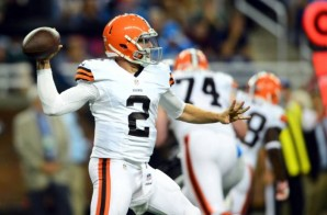 Johnny Manziel & The Cleveland Browns Will Face RGIII & The Washington Redskins Tonight on ESPN
