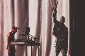 Kanye West & Tour DJ, Mano Part Ways
