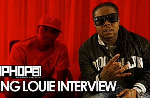 King Louie Talks Chicago Drill Music, Working With Kanye West, Getting Love From Drake & More (Video)
