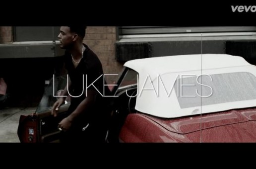 Luke James – Dancing In The Dark (Video)