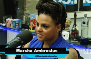 Marsha Ambrosius Talks Her New Album, Dr. Dre, Sex & More with The Breakfast Club (Video)