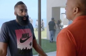 Foot Locker x James Harden x Charles Barkley x Scottie Pippen – Short Memory (Video)