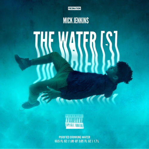 mick-jenkins Mick Jenkins - The Water[s] (Mixtape)