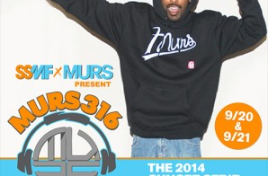 Sunset Strip Music Festival Announces Murs Stage Lineup