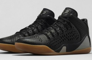 "Nike Kobe 9 Mid EXT ""The Black Mamba"" (Photos)"
