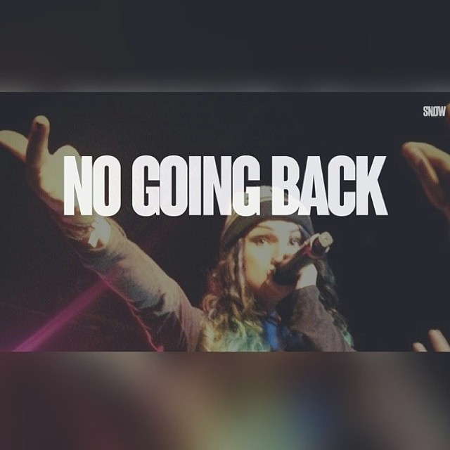 nogoingbackXsnow Snow Tha Product - No Going Back (Prod. By Happy Perez)