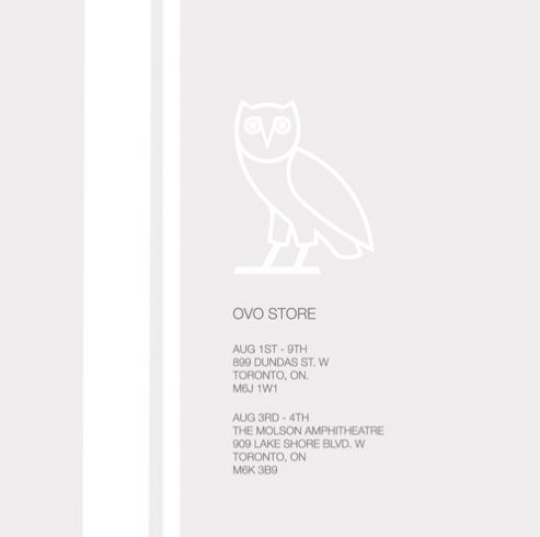 ovo8 In Honor of The Fifth Annual OVO Fest, Drake Liberates 2014 OVO Fest Collection (Photos)
