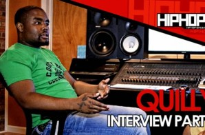 Quilly Talks Giving Back, Furthering His Education, The Philly Rap Scene & More With HHS1987