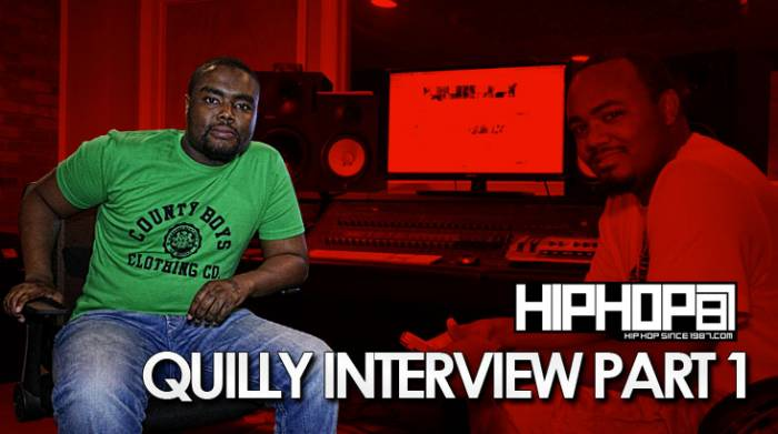 quilly-int-pt1 Quilly Talks New Album, Probation Violation, Meeting Jeezy & More With HHS1987 (Video)