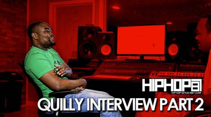 quilly previews tracks from his new self titled album exclusively for hhs1987 video 2014 Quilly Previews Tracks From His New, Self Titled Album Quilly Exclusively For HHS1987 (Video)