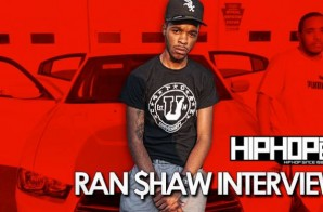 Ran Shaw Talks 'Lil Kenny Is The Future, Vol. 2', Philly Support Philly Concert & More With HHS1987 (Video)