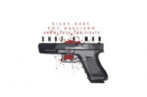 Roc Marciano & Knowledge The Pirate – Shot A Man (Prod. By Ricky Dubs)
