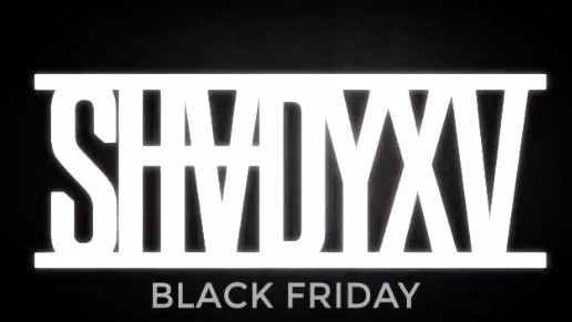 Eminem Confirms His Next Studio Album, 'Shady XV' Will Be Released On Black Friday!